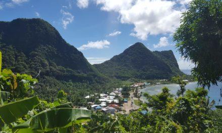 National Park of American Samoa Tourism