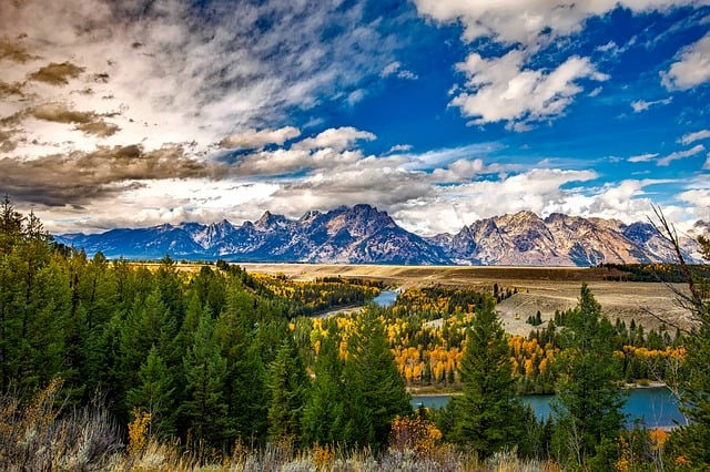 Must visit Grand Teton National Park