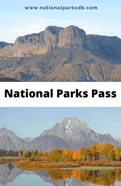 USA National Parks Pass Guide